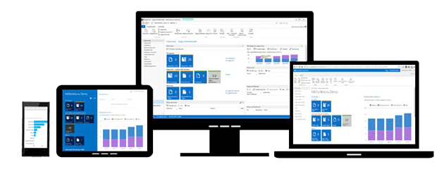 Interface Microsoft Dynamics NAV