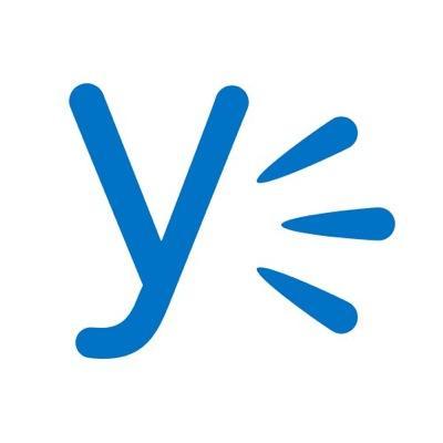 Logo Yammer - Réseau social d'entreprise