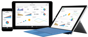 Power BI, solution décisionnelle Microsoft - Multi-écrans